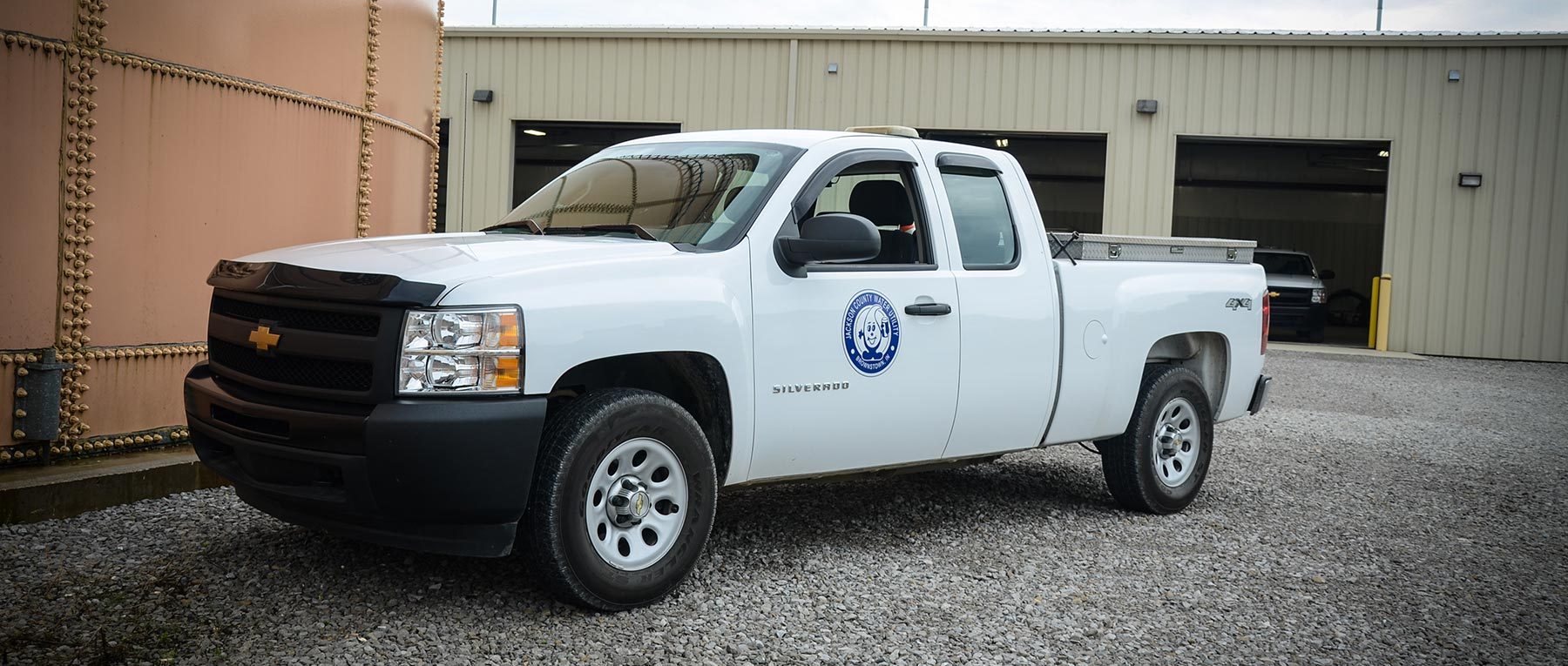 Jackson County Water Utility Service